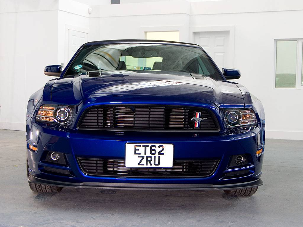 ford mustang 5 0 gt convertible cars for sale nua motoring. Black Bedroom Furniture Sets. Home Design Ideas